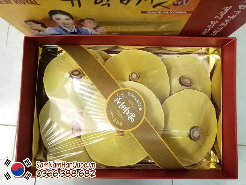 Nấm linh chi Uhak Hàn Quốc