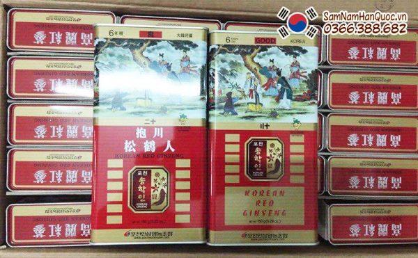 Nhân sâm khô Royal 75g Hàn Quốc chính hãng giá rẻ