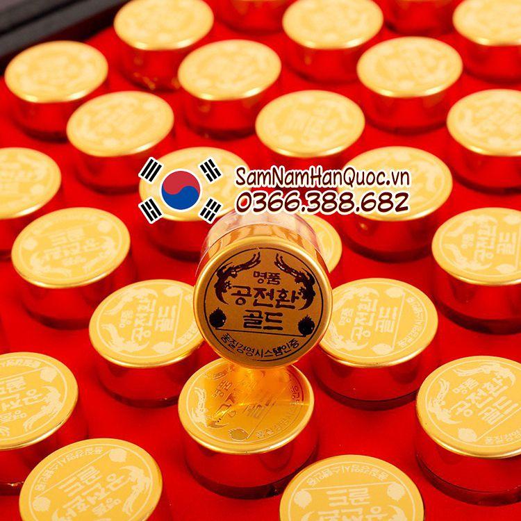 Sản phẩm Đông trùng hạ thảo Hàn Quốc