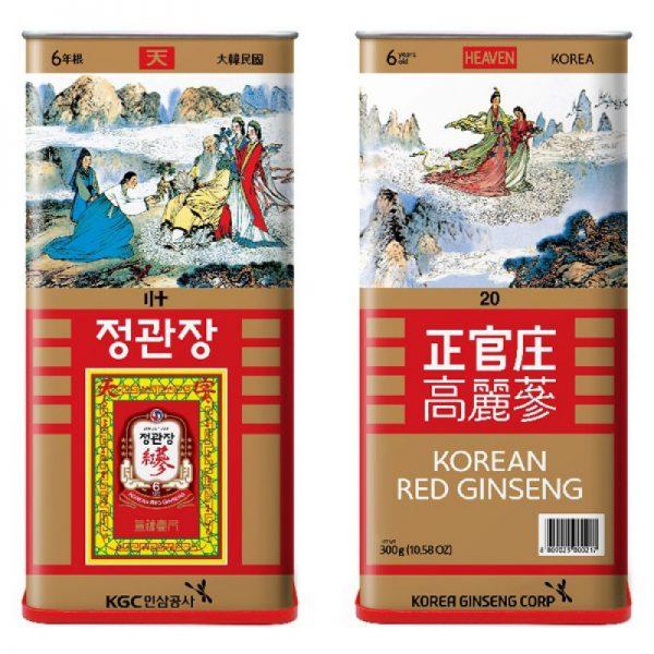 Hồng sâm khô Royal Korea 150g Hàn Quốc cao cấp chính hãng