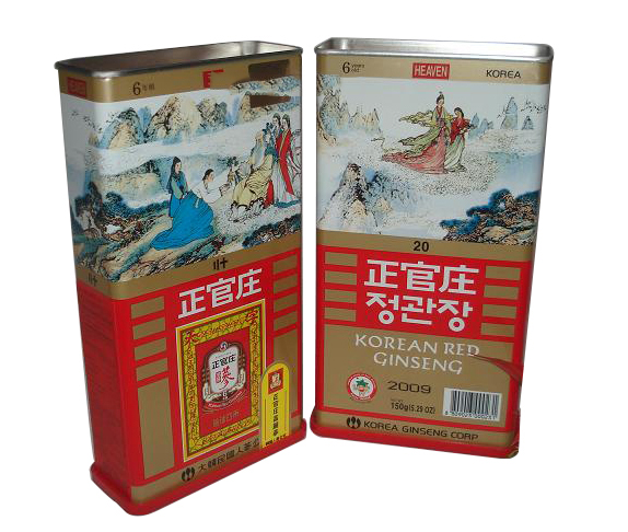 Hồng sâm khô 300g Pocheoninsam Hàn Quốc giá rẻ chính hãng