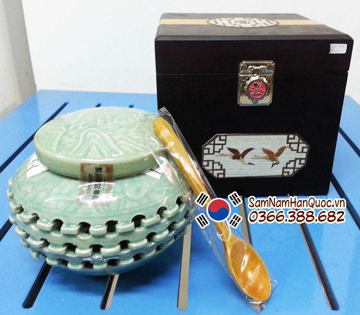 Cao hồng sâm Hoàng Đế tăng cường sức, bồi bổ sức khỏe, biếu tặng các quý ông. Mua Cao Sâm Hoàng Đế Hàn Quốc giá rẻ LH: 0366.388.682