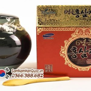 Cao hắc sâm KangHwa Hàn Quốc ngăn chặn lão hóa