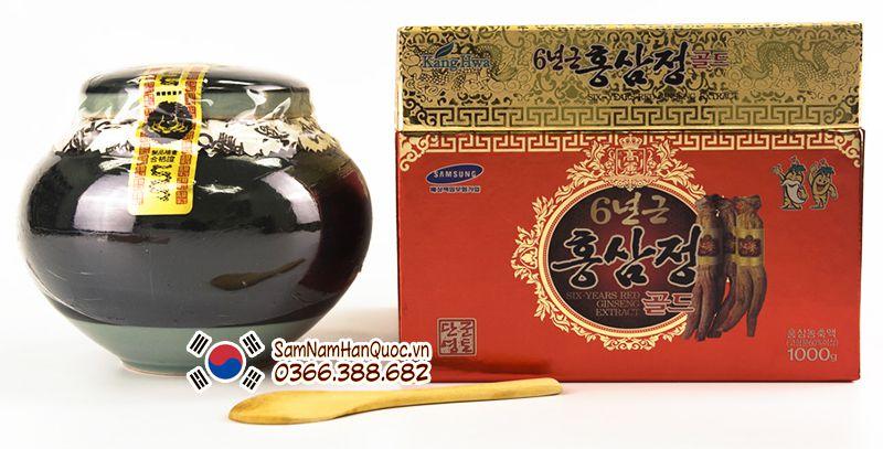 Cao hồng sâm Kanghwa Hàn Quốc giá rẻ, chính hãng