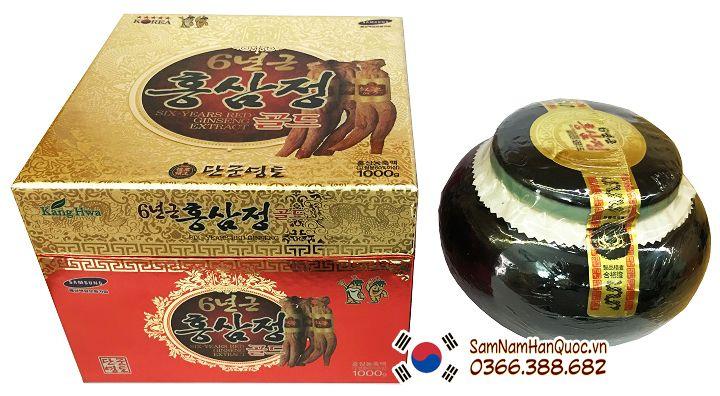 Mua Cao hồng sâm Hàn Quốc Kanghwa giá rẻ