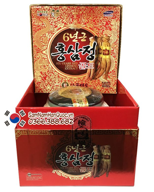 Địa chỉ bán Cao hồng sâm Kanghwa Hàn Quốc giá rẻ, chính hãng