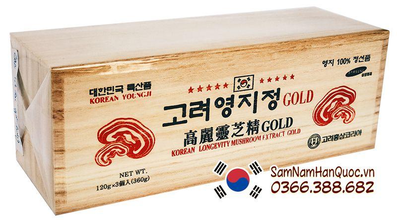 Cao linh chi Hàn Quốc