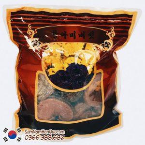 Nấm linh chi núi đá đỏ Hàn Quốc hàng hiếm chính hãng