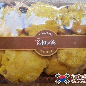 Nấm thượng hoàng hộp gấm 500g cao cấp chính hãng Hàn Quốc