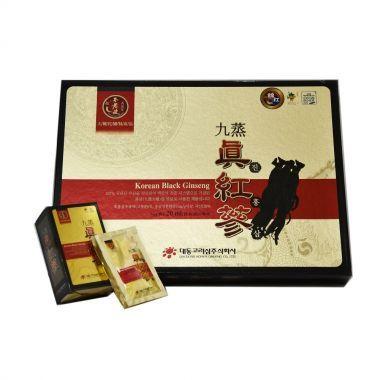 Tinh chất hắc hồng sâm Daedong Korean 90 gói x 20ml Hàn Quốc