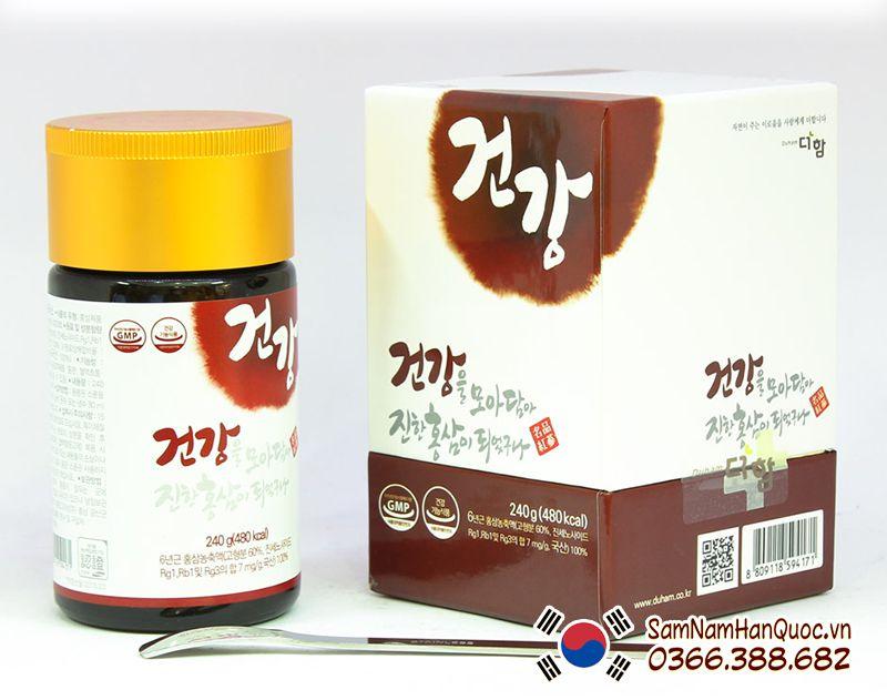 mua Cao hồng sâm Daedong 6 năm tuổi giá rẻ chính hãng hàn Quốc