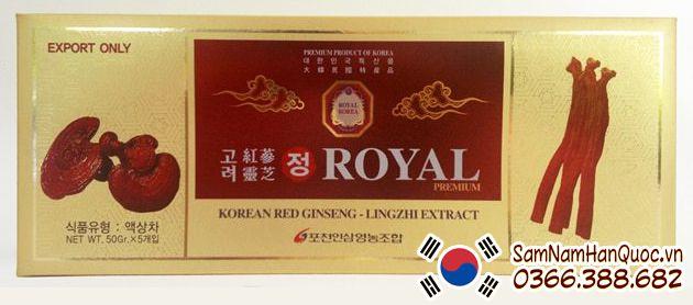Bán Cao hồng sâm linh chi Royal Korea giá rẻ