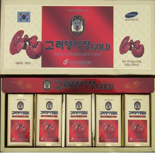 Cao linh chi đỏ Hàn Quốc tiêu độc bổ máu, phục hồi sức khỏe