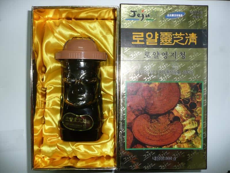 Cao linh chi mật ong Hàn Quốc