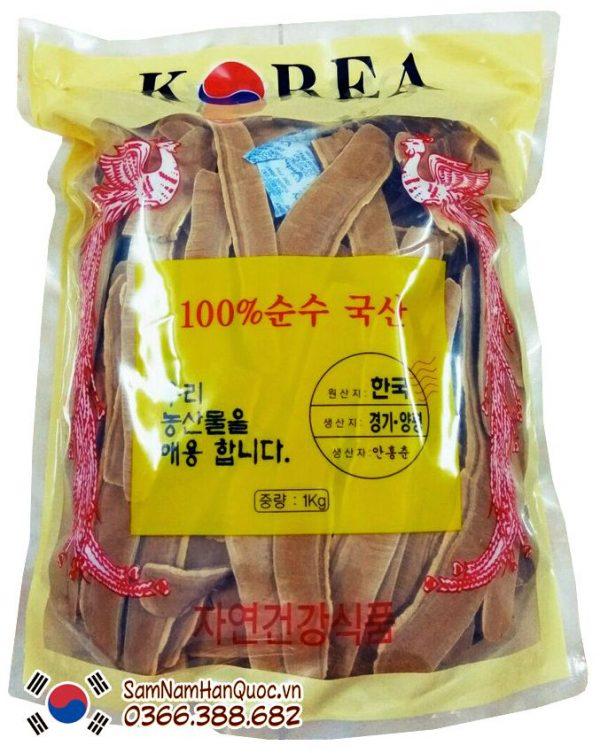 Nấm linh chi đỏ thái lát chính hãng Hàn Quốc tiện lợi giá rẻ