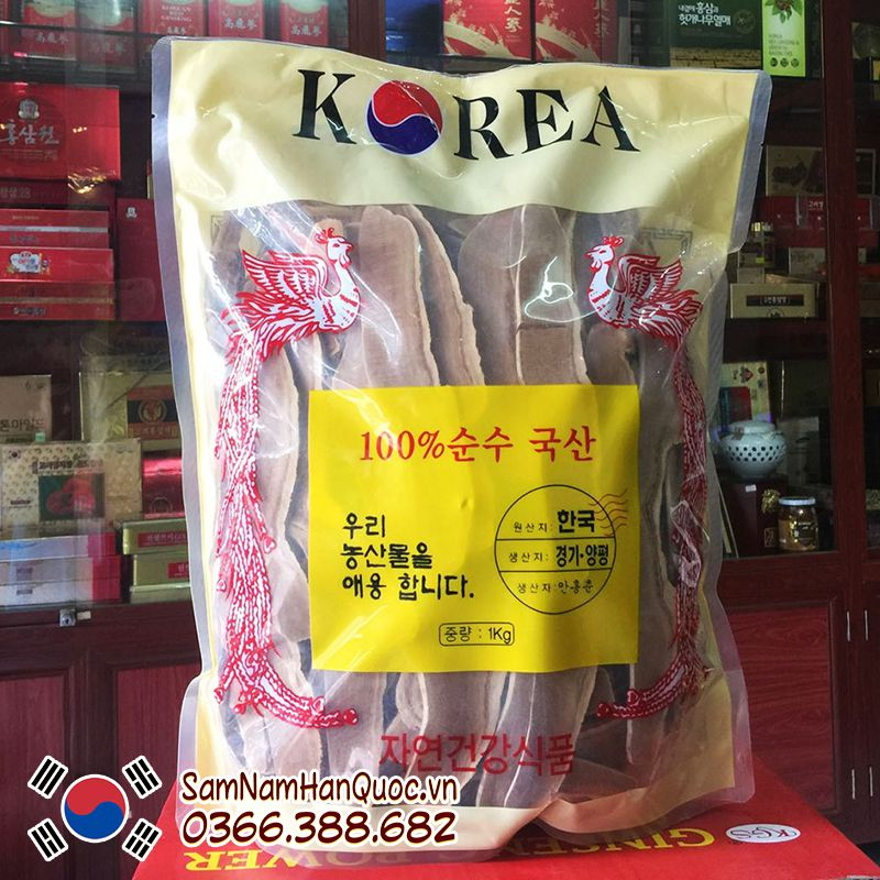 Nấm linh chi Hàn Quốc giá bao nhiêu 1 cân