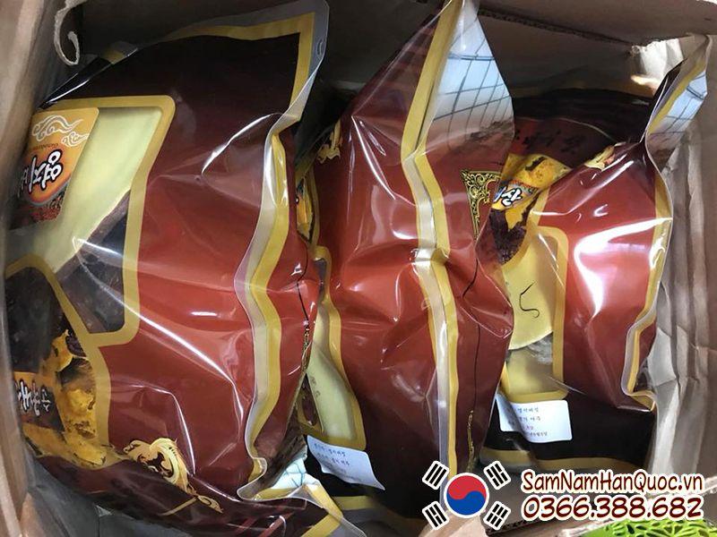 Sâm Nấm Hàn Quốc bán nấm linh chi đỏ Hàn Quốc chính hãng