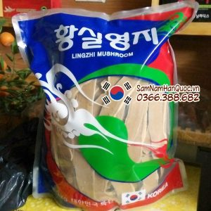 Nấm linh chi đỏ túi xanh 1kg bổ sung dinh dưỡng, điều chỉnh huyết áp