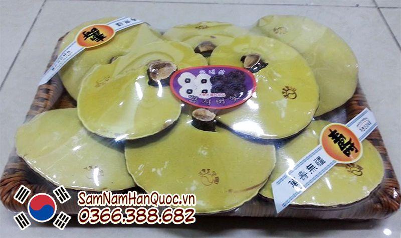 Nấm linh chi đỏ Hàn Quốc giá bao nhiêu 1 kg