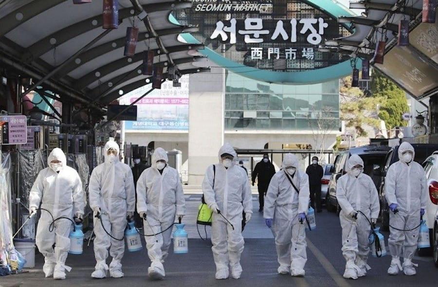 Đại dịch Covid-19 tại Hàn Quốc