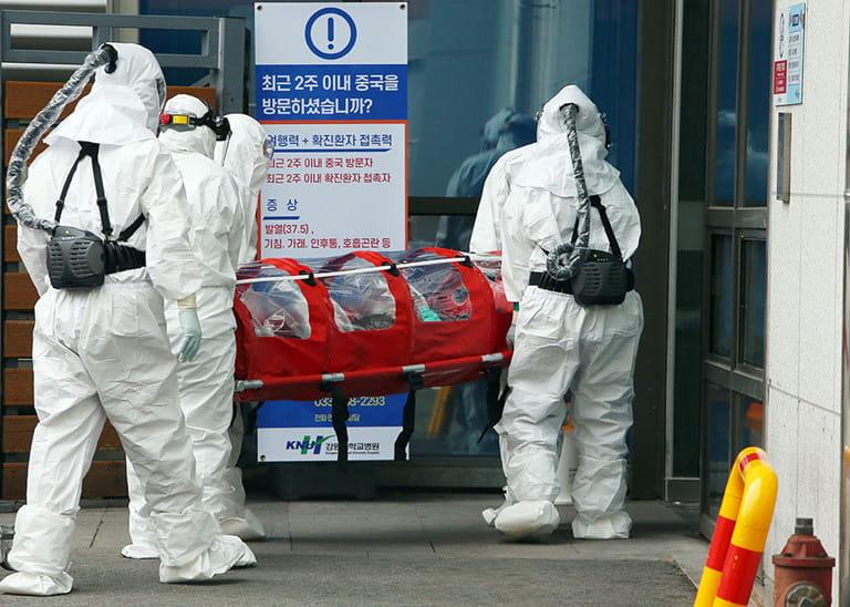 Đại dịch Covid-19 vẫn hoành hành nghiêm trọng tại Hàn Quốc