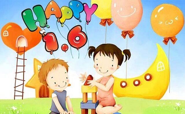 Chúc mừng ngày Quốc tế thiếu nhi 1/6 cùng Samnamhanquoc.vn