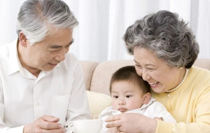 Tác dụng của nấm linh chi Hàn Quốc giúp người già khỏe mạnh hằng ngày